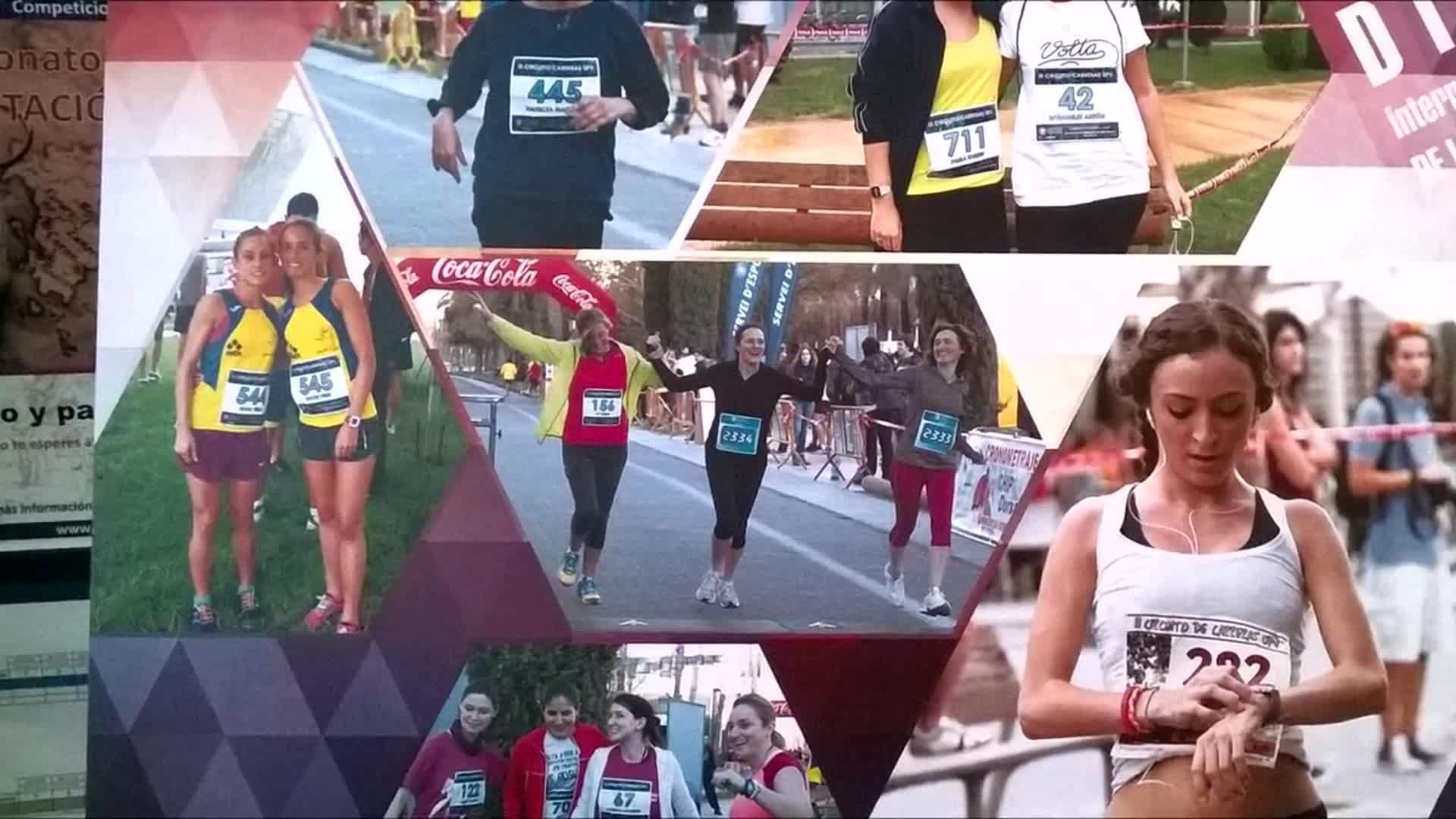08-03-2016 Mujer y deporte en la UPV