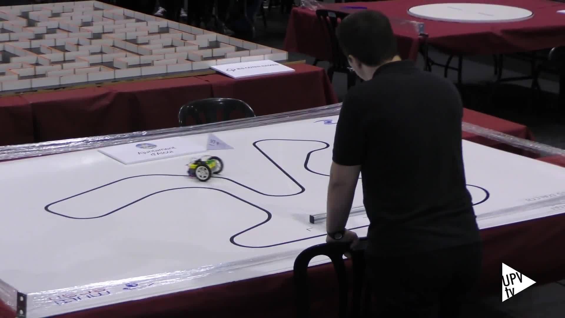 13-02-2019 Desafío de robótica