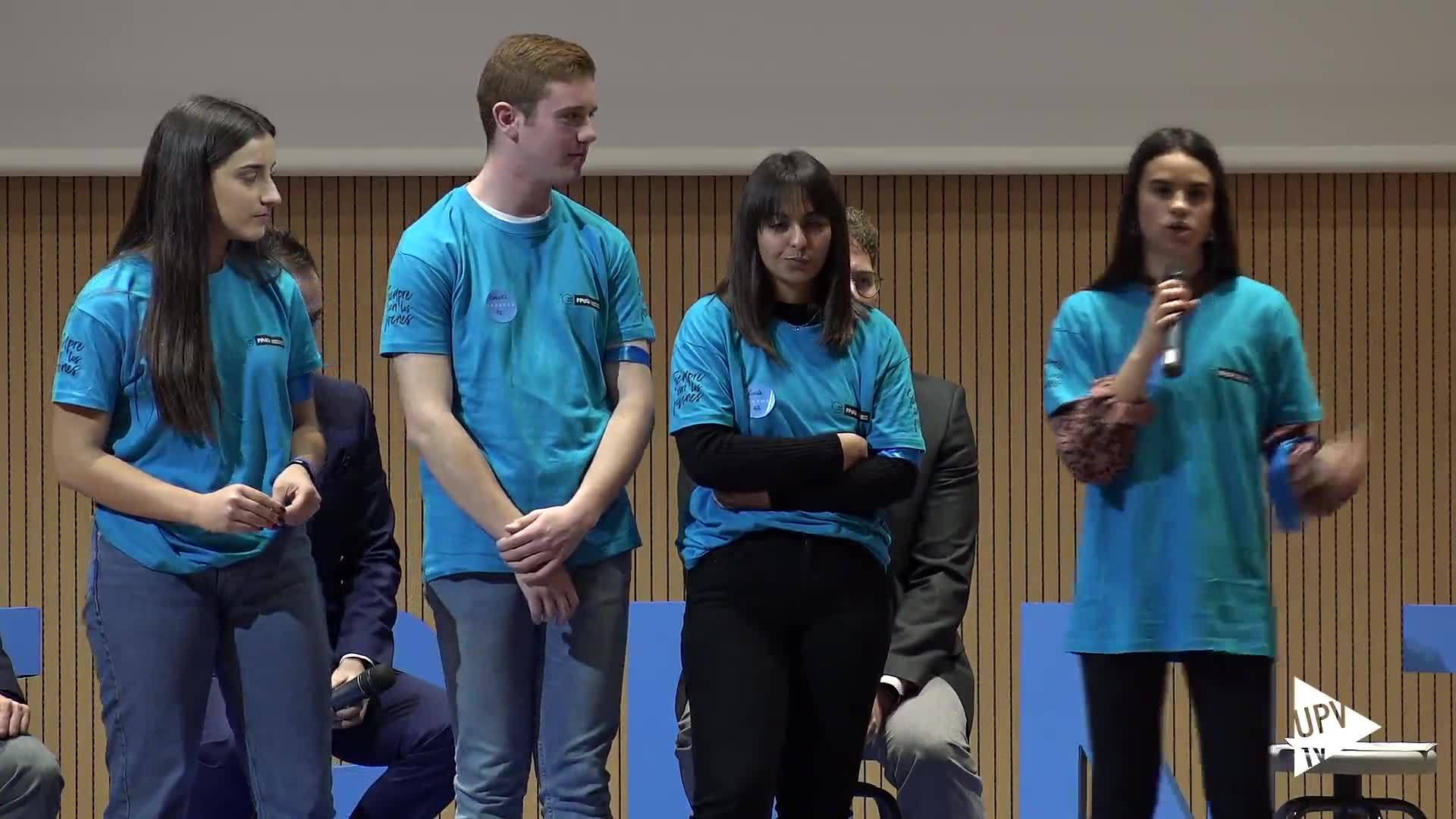 14-02-2020 Witrash gana el reto de la Fundación Princesa de Girona