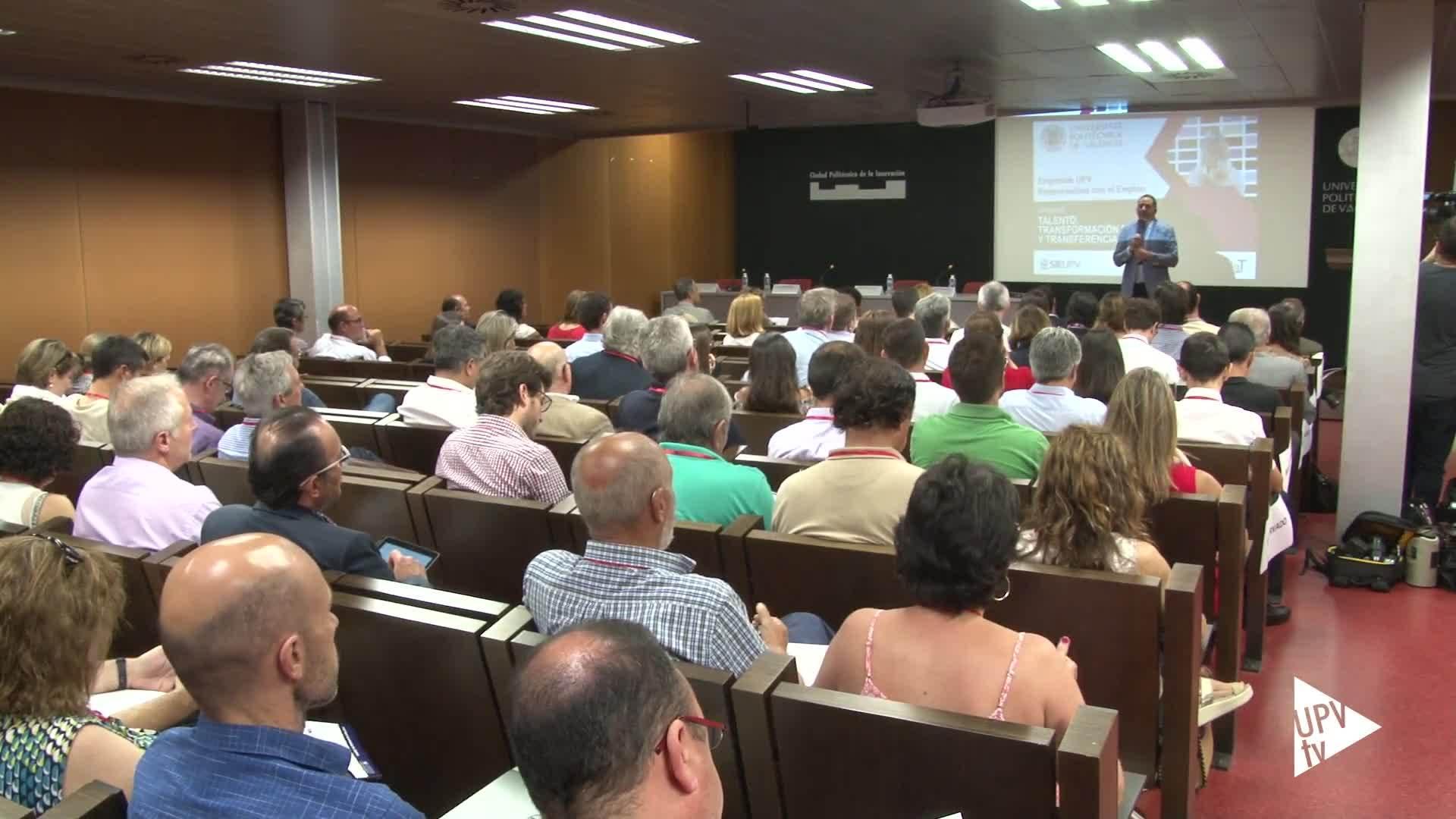 14-06-2017 Talento, Transformación digital y Transferencia