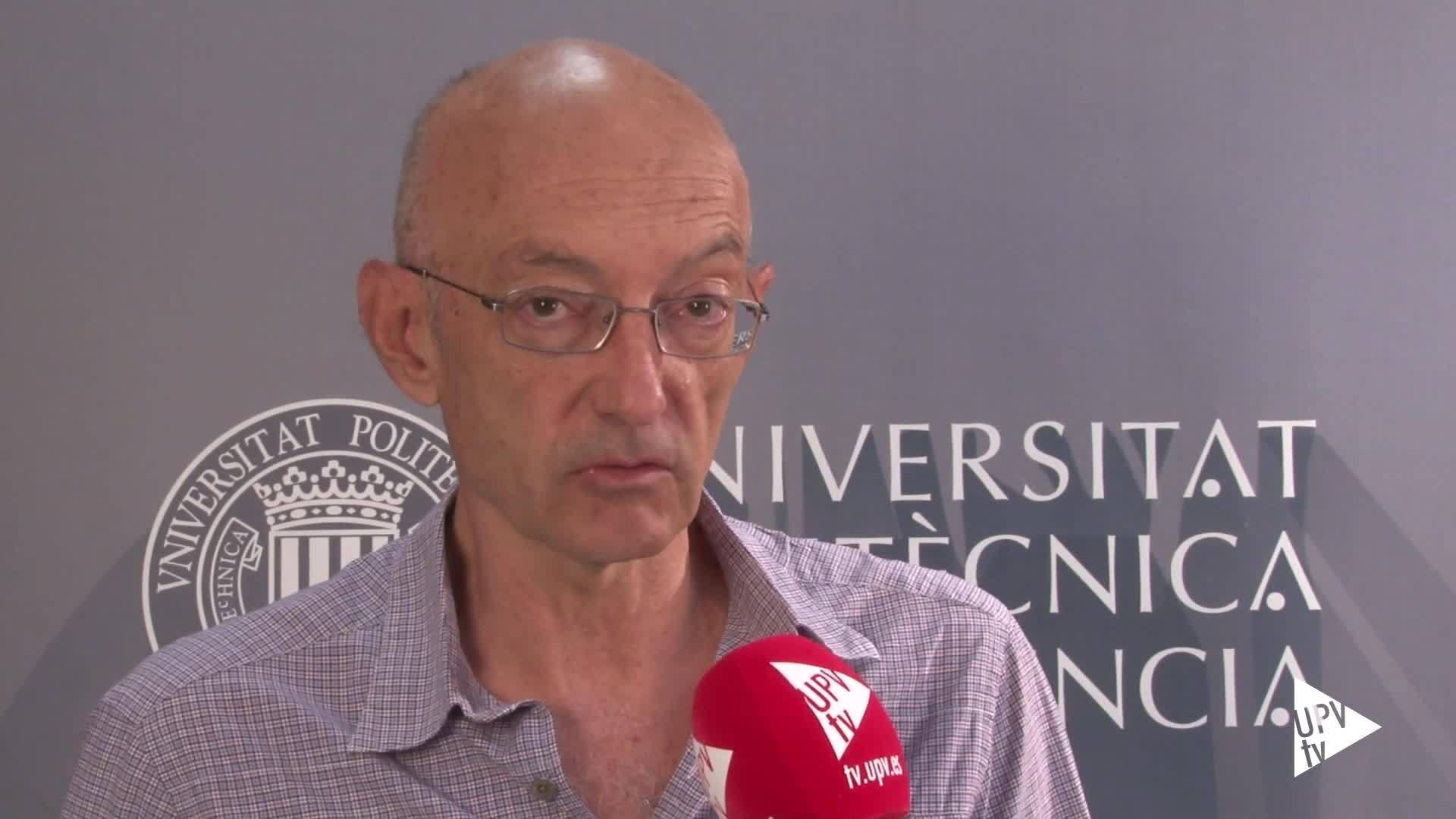 19-07-2016 José Bonet, Medalla de la Real Sociedad Matemática Española