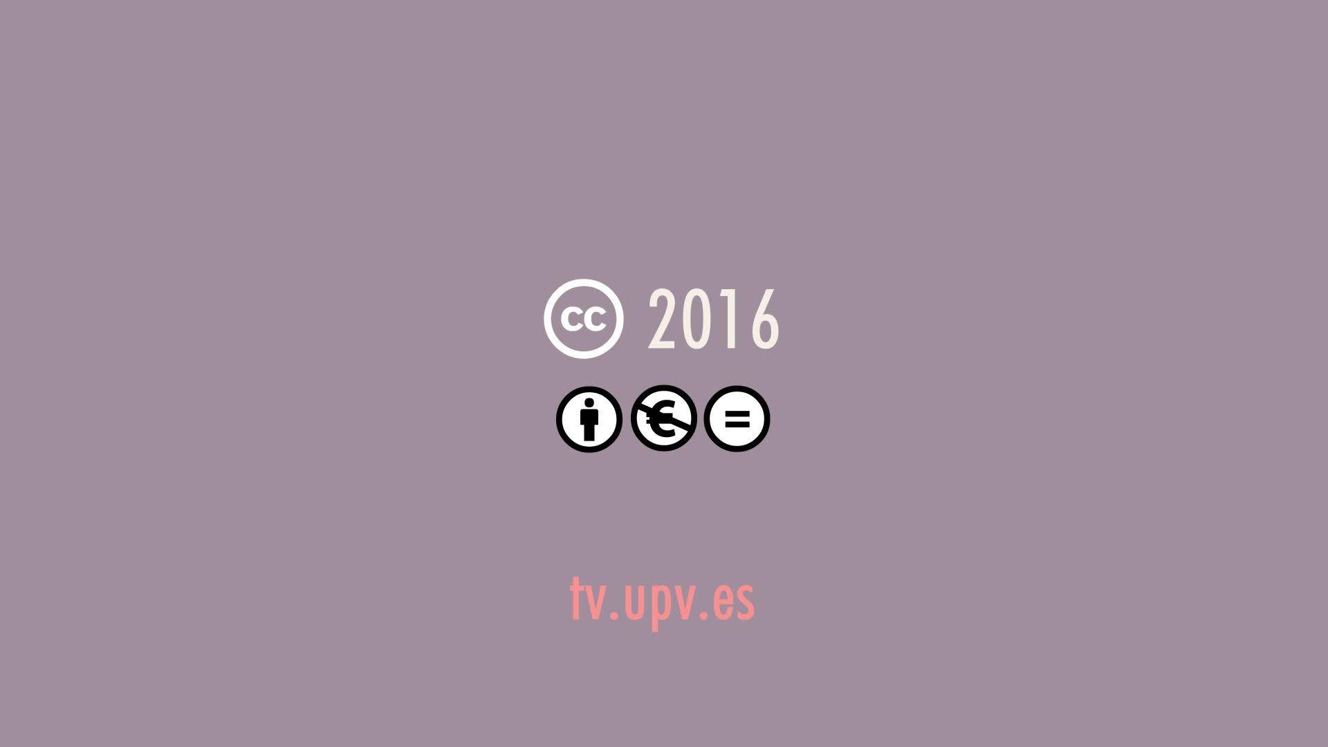 22-02-2016 TEDx UPValència