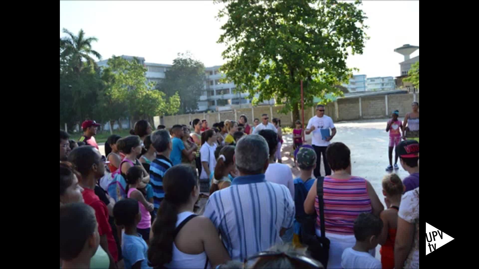 29-07-2015 Escola Estiu Pinar del Río