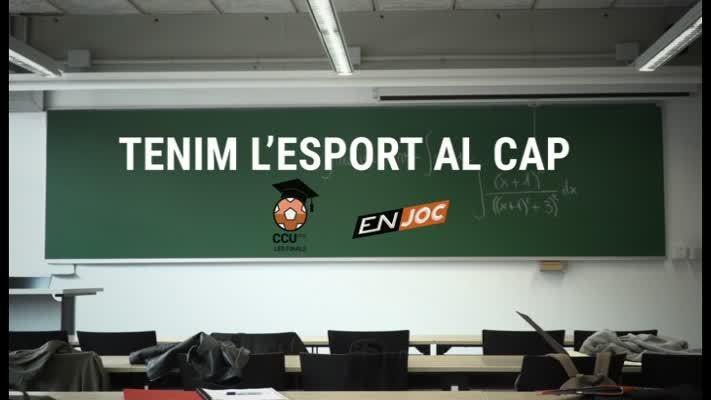 Els Campionats de Catalunya Universitaris, en directe