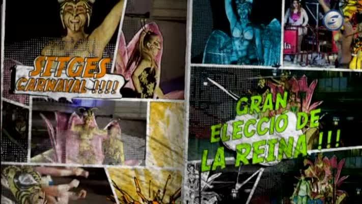 Gran Elecció de la Reina del Carnaval de Sitges 2017