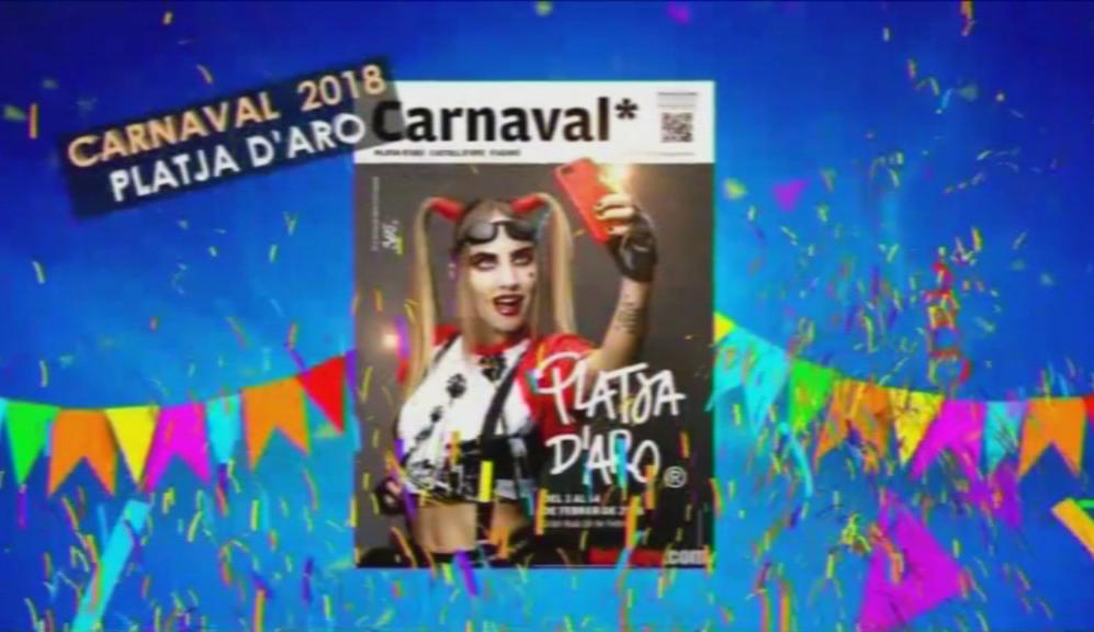 Gran Rua de Carrosses i Comparses de Platja d'Aro 2018 - PART 4
