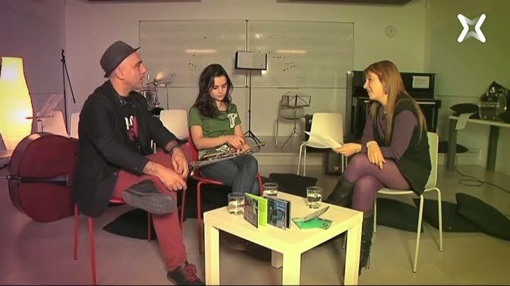 Andrea Motis i Joan Chamorro