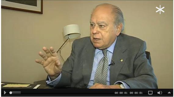 Entrevista a Jordi Pujol