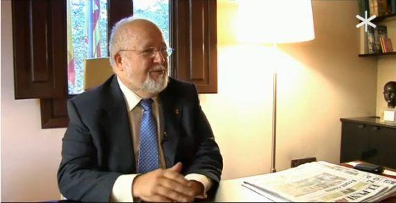 Entrevista Salvador Esteve