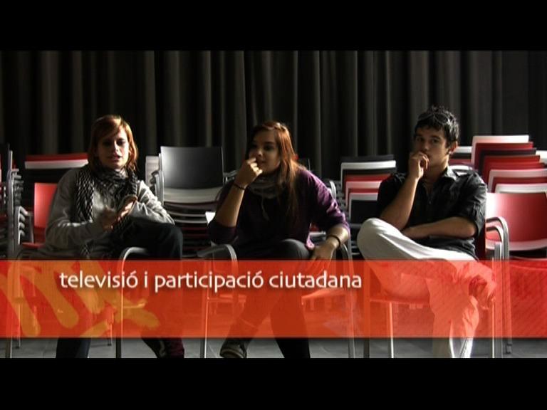 Televisió i participació ciutadana