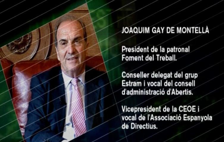 Entrevista a Joaquim Gay de Montellà