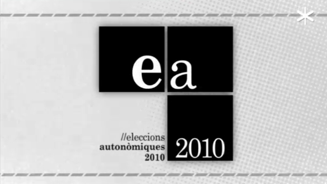 EA10 - Eleccions Autonòmiques 2010