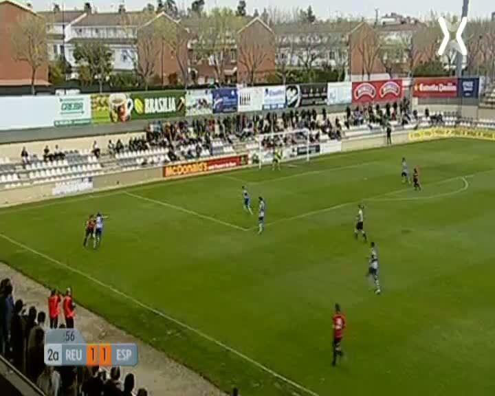 CF Reus Deportiu - RCD Espanyol B (Segona divisió B)