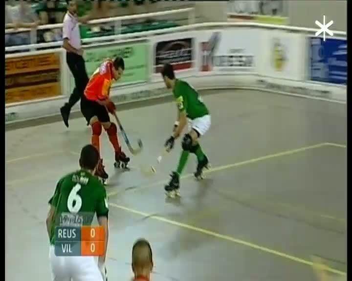 Final Copa Esports Penedès 1a part