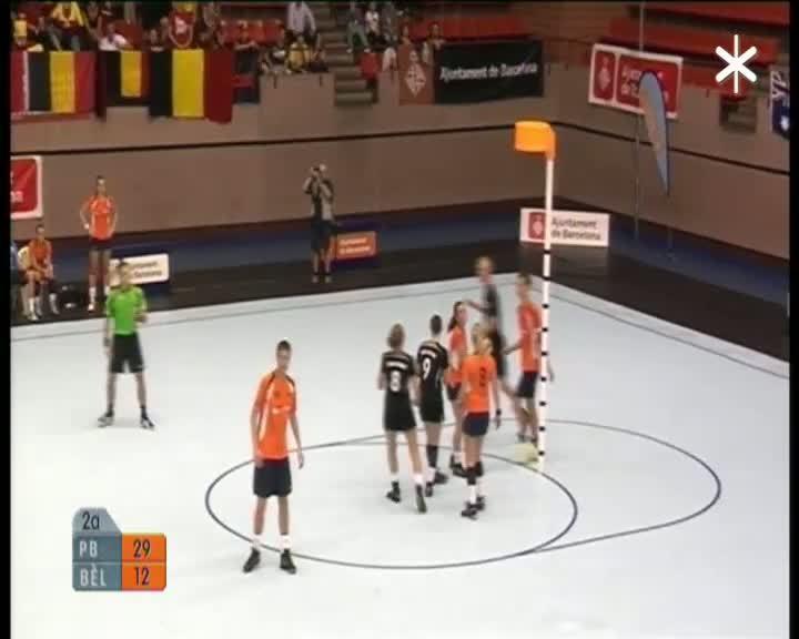 Final Mundial Korfbal Sots-23