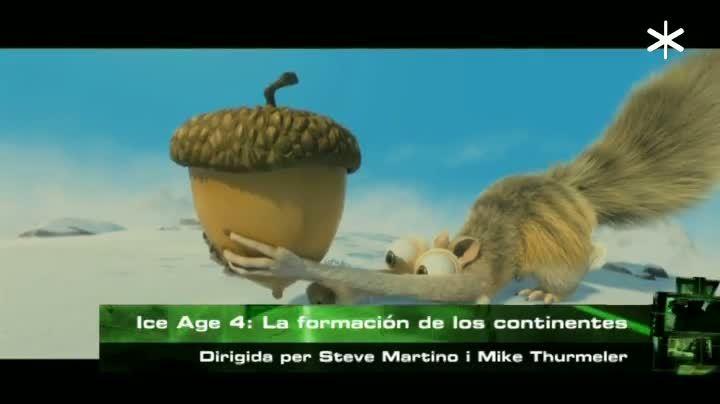 'Ice Age 4' refresca l'estiu cinematogràfic