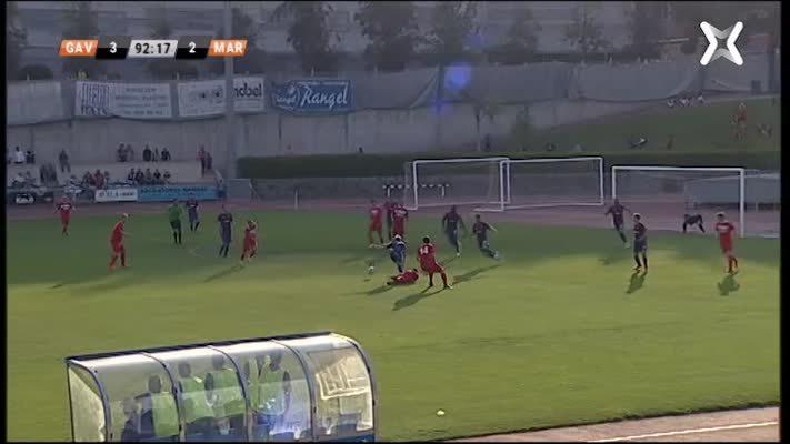 CF Gavà 3 - Marino de Luanco 2