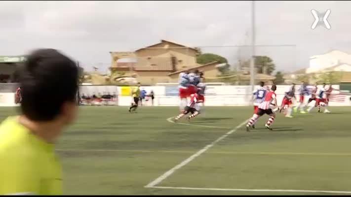UD Jesús i Maria 3 - CF Reddis 0