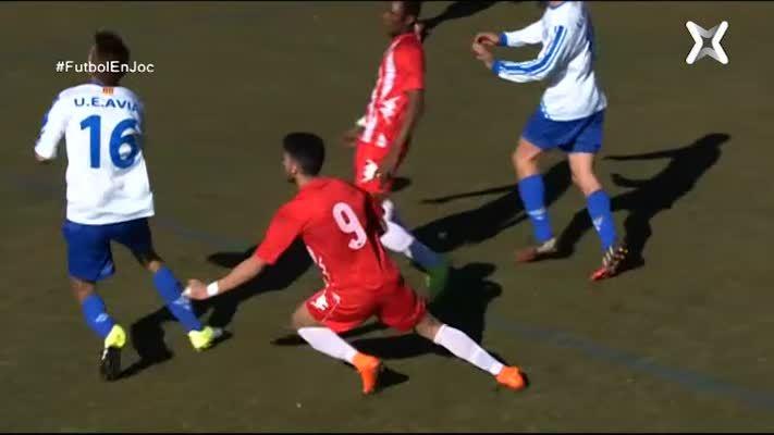 UE Avià 1 - Girona FC B 0