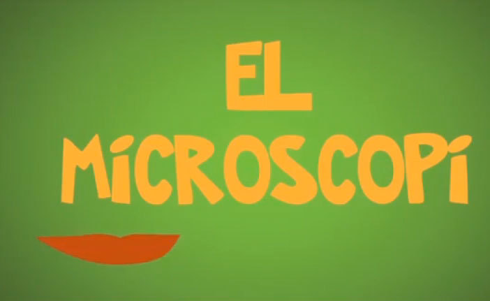 L'invent 3: el microscopi