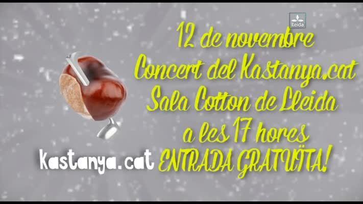 Promo concert Kastanya - Convidats