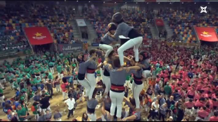 Concurs de Castells de Tarragona 2016, dissabte (part 8)