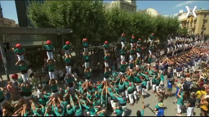 Diada de Les Santes de Mataró 2016 (4a part)