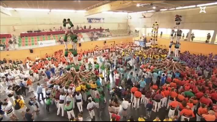 XXVI Concurs de Castells Jornada de Torredembarra (2apart)
