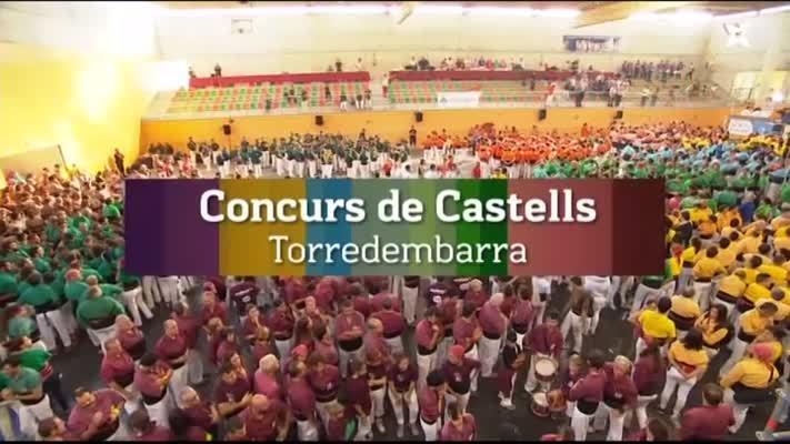 XXVI Concurs de Castells Jornada de Torredembarra