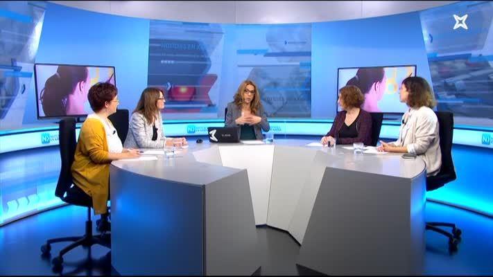 Debat Dia Internacional de la Dona