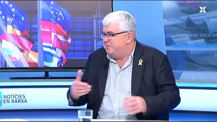 Entrevista Agustí Alcoberro