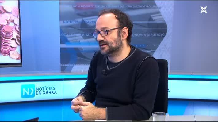 Entrevista Benet Salellas