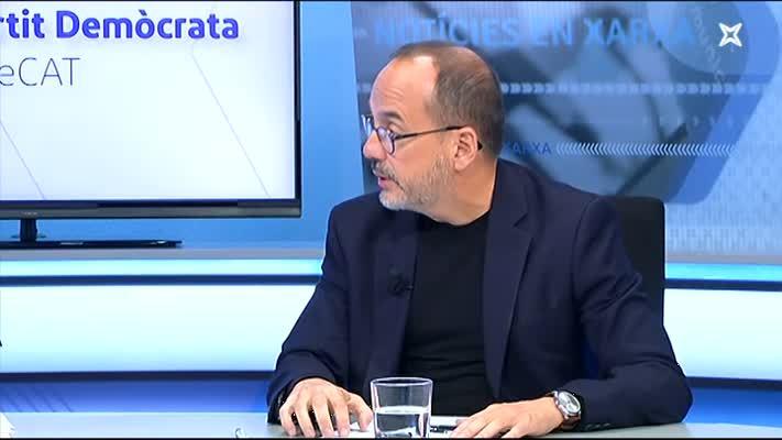 Entrevista Carles Campuzano