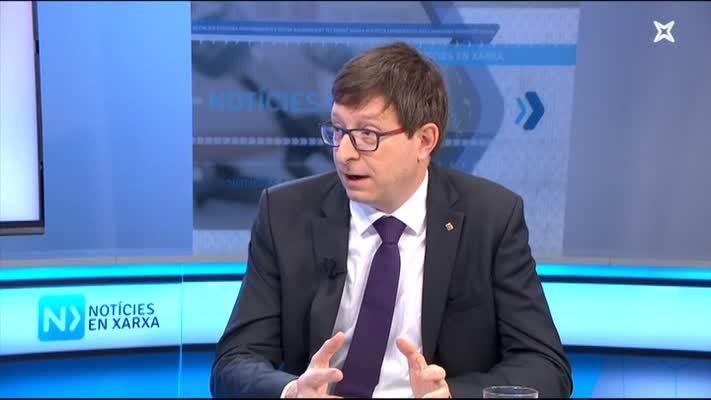 Entrevista Carles Mundó