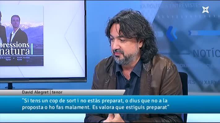 Entrevista David Alegret
