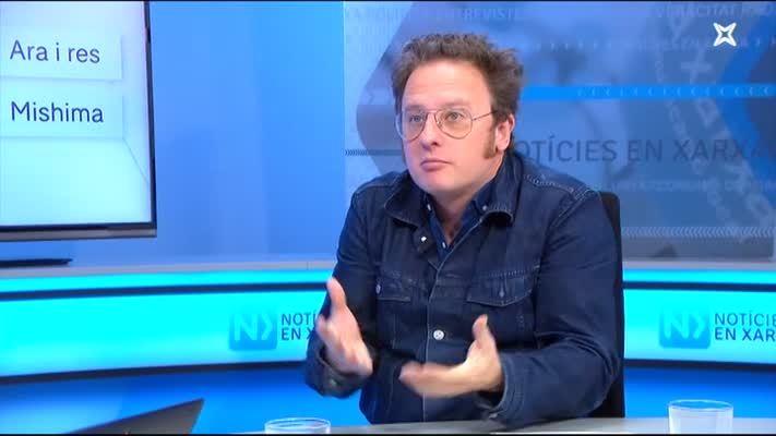Entrevista David Carabén