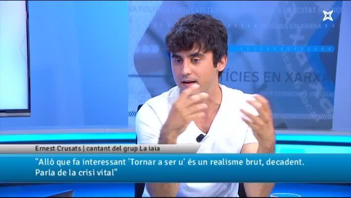 Entrevista Ernest Crusats