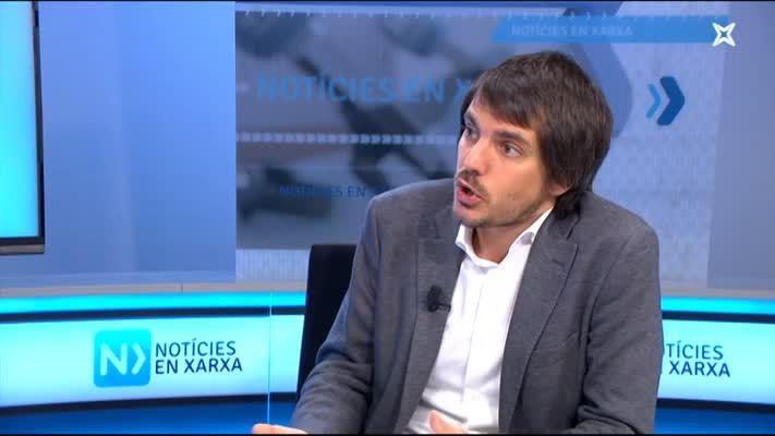 Entrevista Ernest Urtasun
