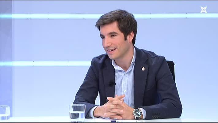Entrevista Ignasi Mas-Bagà, director general del Girona FC