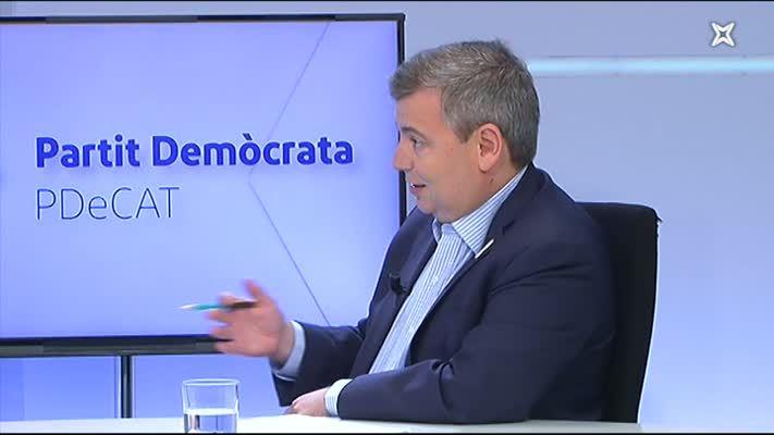 Entrevista Jordi Xuclà