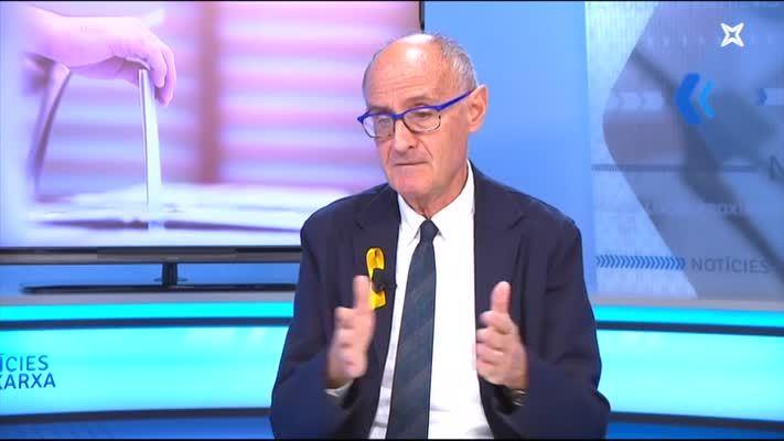 Entrevista Josep Cruanyes i Montserrat Giné