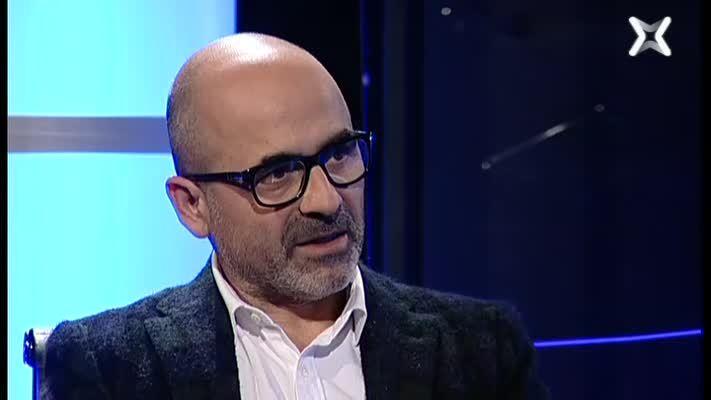 368. Marcela Topor entrevista Norman Vilalta