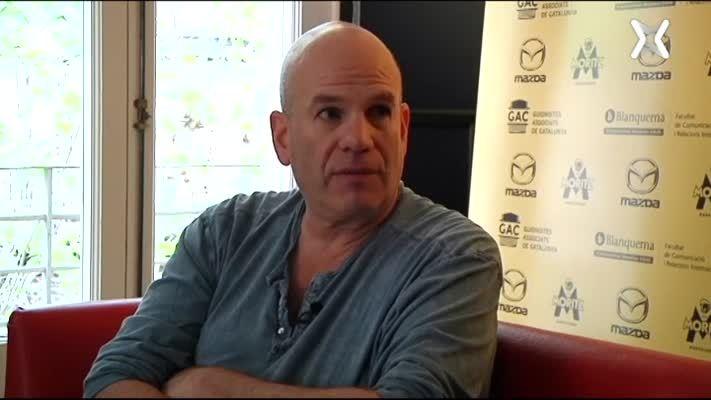 460. Neil Stokes entrevista a David Simon