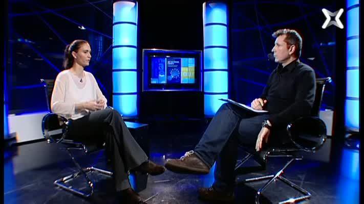 486. Barney Griffiths entrevista Krystyna Schreiber