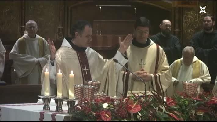 Missa de Montserrat, 01 de gener
