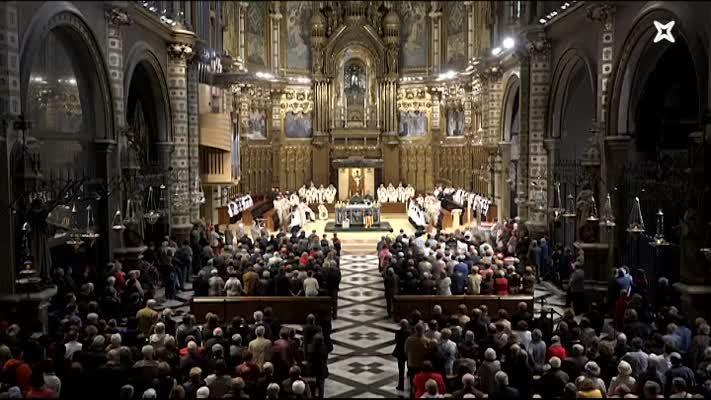Missa de Montserrat, 05 de novembre