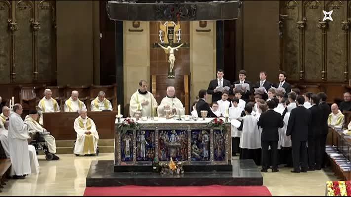 Missa de Montserrat, 06 de maig