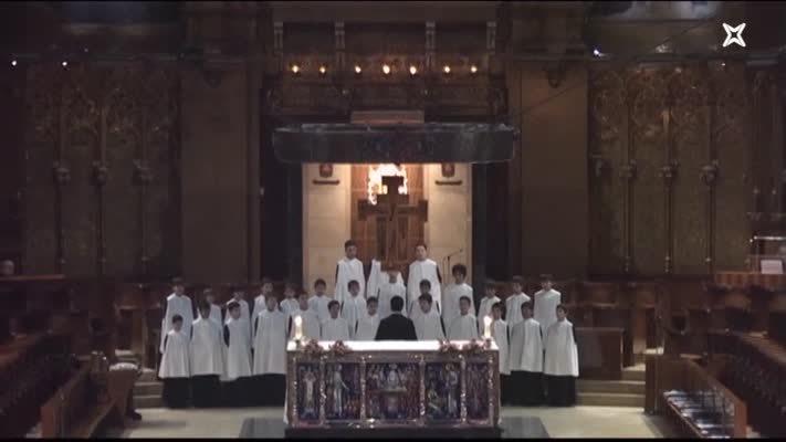 Missa de Montserrat, 08 de gener