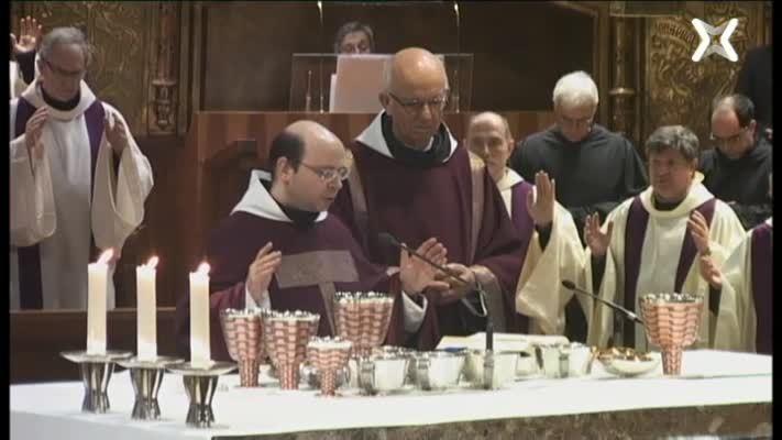 Missa de Montserrat, 1 de març