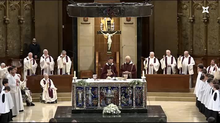 Missa de Montserrat, 10 de desembre